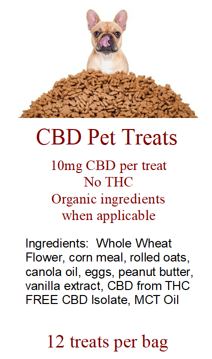120 MG Pet Treats
